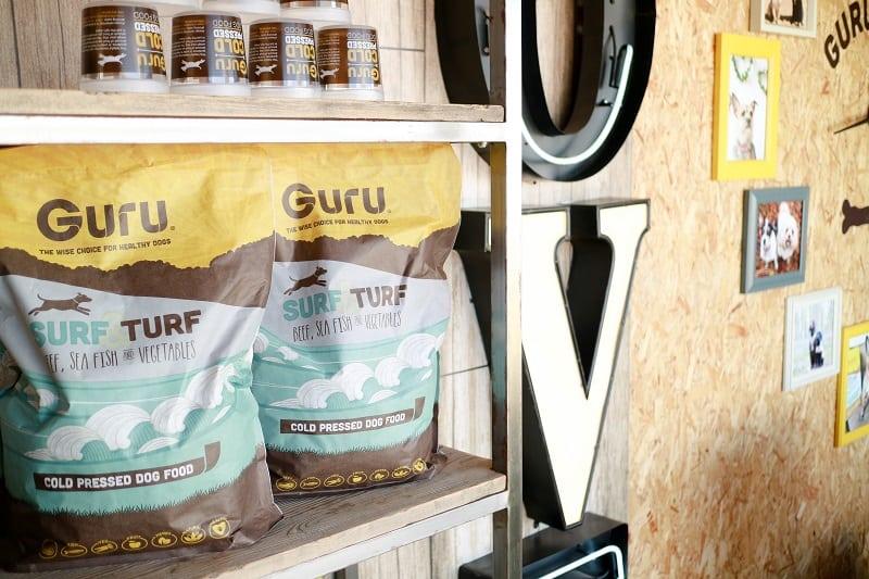 Guru surf and turf